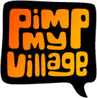 Pimp My Village logo